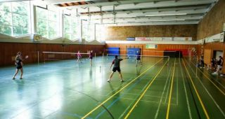 Handball Trainingslager im Sportzentrum in Malente (Deutschland)