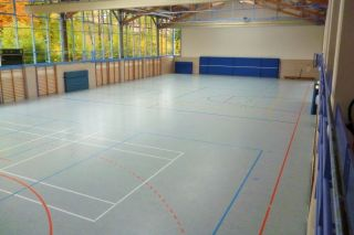 Handball Trainingslager im Sportzentrum in Bartholomä (Deutschland)