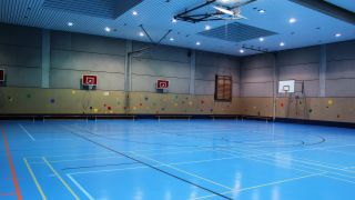 Handball Trainingslager im Sport-Center in Radevormwald (Deutschland)