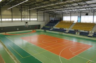 Handball Trainingslager im Sportzentrum in Teplice (Tschechien)