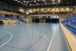 Handball Trainingslager im Gaestehaus in Esbjerg (Daenemark)