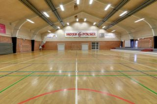 Handball Trainingslager im Sportzentrum in Tondern (Daenemark)